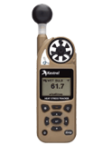 Kestrel 5400V Heat Stress Tracker, Tan