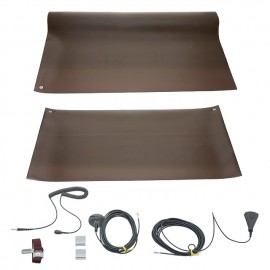 3M 8021 Workstation Grounding Kit, Brown