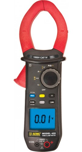 AEMC 403 Clamp-on Meter