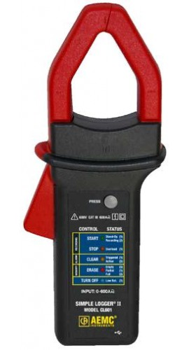 AEMC CL601 Clamp-on AC Logger