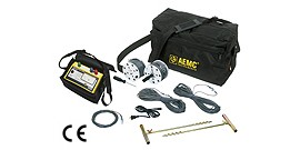 AEMC 3620 Ground Resistance Tester Kit - 150ft