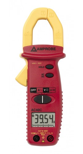 Clamp Meter How Much : Amprobe ac c clamp type multimeter
