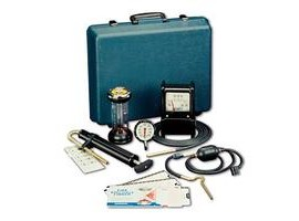 Bacharach 0010-5036 Oil Burner Combustion Test Kit