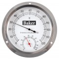 Baker B6020 Dial Thermo-Hygrometer