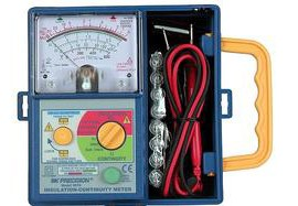 BK Precision 307A Analog Insulation and Continuity Meter