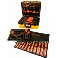 Cementex ITS-60B-DLX 60-Piece Super Kit Deluxe Case