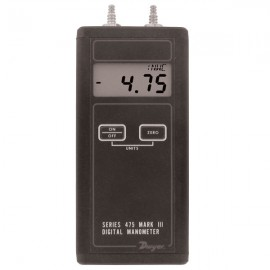 Dwyer 475-00-FM MANOMETER, DIGITAL, 0/4.00
