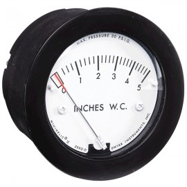 "Dwyer 2-5005-NPT Minihelic II Differential Pressure Gauge (0-5.0""w.c.)"