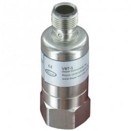Dwyer Vbt 1 Vibration Transmitter 4 To 20 Ma Output