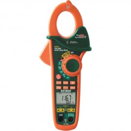 Extech EX622 400A Dual Input AC Clamp Meter + NCV + IR Thermometer