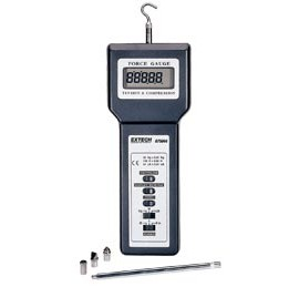 Extech 475044 High Capacity Force Gauge Meter, 44lbs/20kg/196N