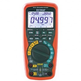 Extech EX540 12 Function True RMS Industrial MultiMeter/Datalogger