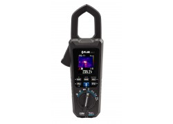 FLIR CM174 True RMS AC/DC Clamp Meter with IGM, 600A