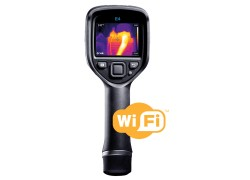 FLIR E4 Thermal Imaging Camera with MSX, 4800 Pixels (80 x 60)