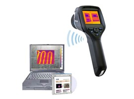 FLIR E50BX Infrared Camera Kit with Tools+ Software
