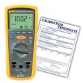 Fluke 1507-NIST Insulation Tester with NIST Traceable Certificate