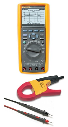 Moisture Probe For Fluke Multimeter : Fluke imsk digital multimeter with i current clamp