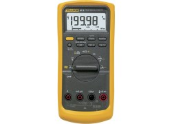 Fluke 87-5 True-RMS Multimeter with Temperature, 1000V AC/DC