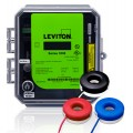 Leviton 3OUMT-2SM Outdoor kWh Meter Kit, 200A with 3 Solid Core CTs