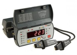 Megger DLRO10 Enhanced Features 10 Amp Digital Low Resistance Ohmmeter