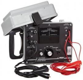 Megger 560060 50 60 Hz Motor And Phase Rotation Tester