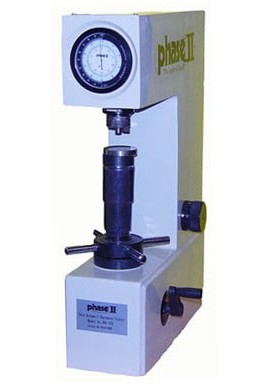 Phase II 900-375 Rockwell/Superficial Rockwell Twin Hardness Tester
