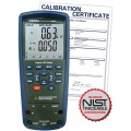 REED R5001 LCR Meter with NIST Traceable Certificate