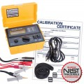 REED K5090 Milli-Ohmmeter, 110V with NIST Traceable Certificate
