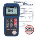 REED R7900 Ultrasonic Thickness Gauge, includes NIST Traceable Certification