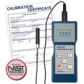 REED CM-8822 Coating Thickness Gauge with NIST Traceable Certificate