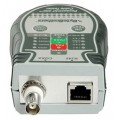Byte Brothers CTX200 LAN Tester for RJ45 CAT5 and Coax Cables
