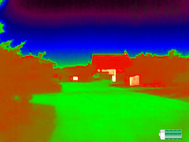 Thermal of a Residential Home