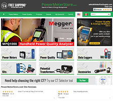 PowerMeterStore.com - For all your Power Metering Needs