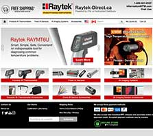 Raytek-Direct.com - Distributor of Raytek Tools