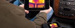 FLIR's Compact Thermal Imagers featuring MSX Technology and WiFi