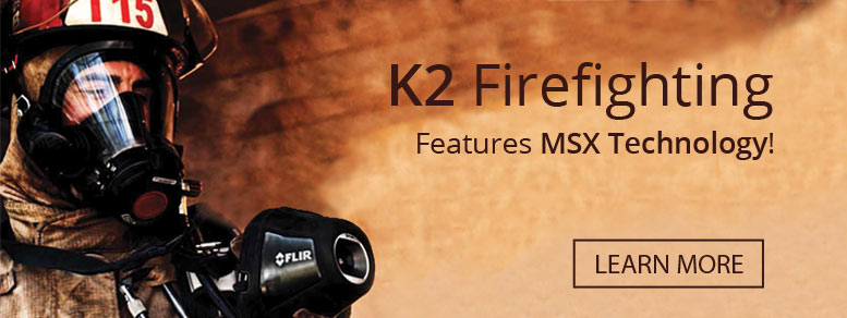 FLIR K2 Thermal Imager for Fire Protection (TIC)