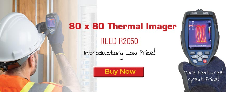 REED R2050 Thermal Imaging Camera (80 x 80)