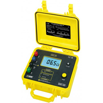AEMC 4620 Digital Ground Resistance Tester