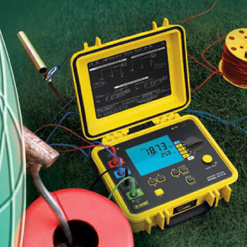 Ground Resistance Tester Learning Materials