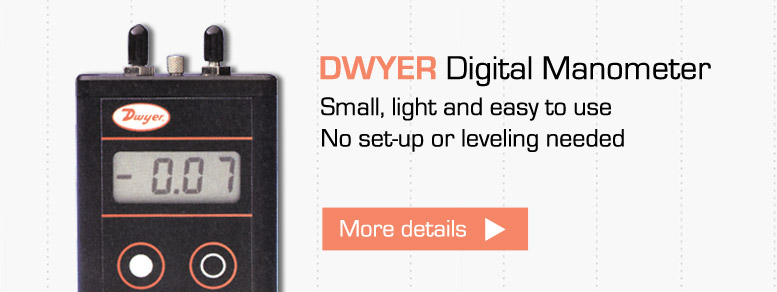 Dwyer Digital Manometer