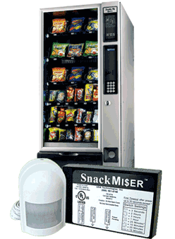 SnackMiser Energy Monitor for Snack Machines