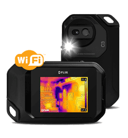 FLIR C2 Compact Thermal Imager with WiFi