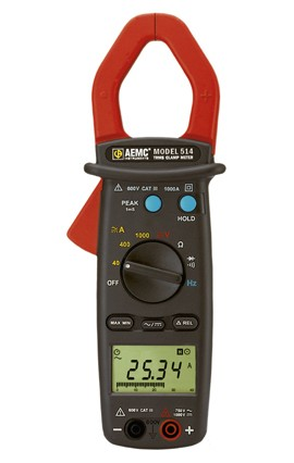 AEMC 514 Digital Clamp Meter