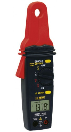 AEMC CM605 Low Current Clamp-on Meter