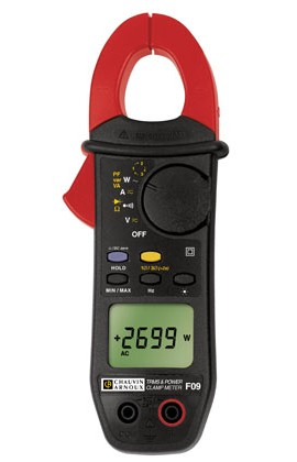 AEMC F09 Clamp-on Meter