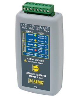 AEMC L404 Event Logger Simple Logger II