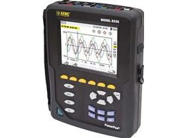 AEMC 8335 PowerPad Three Phase Power Quality Analyzer