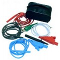 AEMC 1019.01 Replacement Leads with Pouch for the 1210N/1250N-