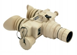 Armasight PVS-7 Ghost Tan Night Vision Goggles Gen 3 Ghost White Phosphor-