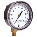 "Ashcroft 251490A02L30IW Pressure Gauge, 0-30""H2O, Lower Connection, Clearance Pricing-"